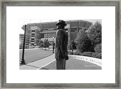 The Legend Framed Print by Charles Green