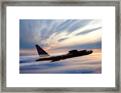 The Long Goodbye Framed Print by Peter Chilelli