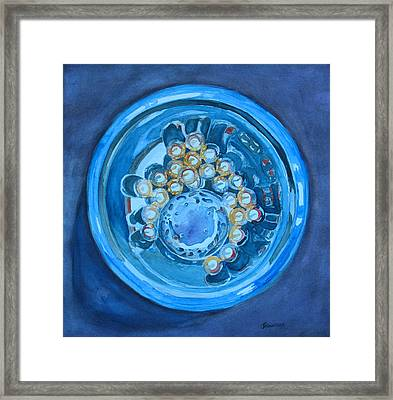 The Magic Bowl Framed Print by Jenny Armitage