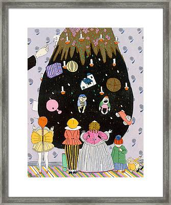 The Marvelous Tree Framed Print by Charles Martin
