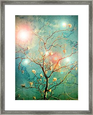 The Memory Of Dreams Framed Print by Tara Turner