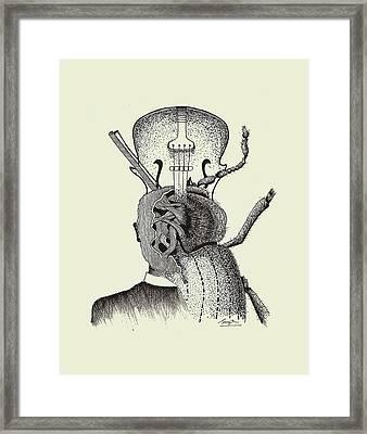 The Metamorphosis Framed Print by Sreejith V
