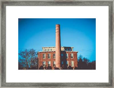 The Mill Framed Print by Colleen Kammerer