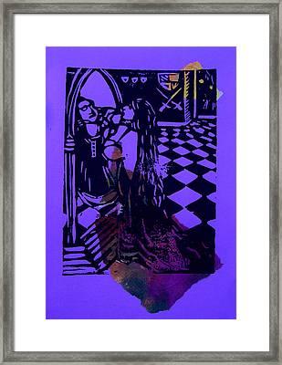 The Mirror Room IIi Framed Print by Adam Kissel