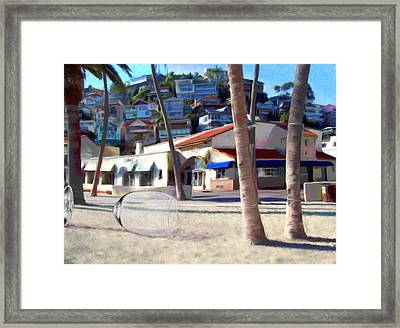 The Morning After Framed Print by Snake Jagger