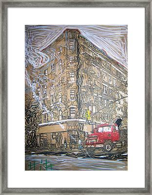 The Morning Framed Print by Jacob  Hitt