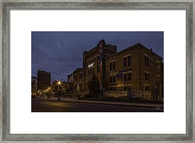 The Most Framed Print by Everet Regal