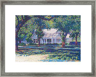 The Office Framed Print by Kevin Lawrence Leveque