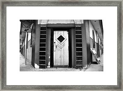 The Old Lounge Framed Print by David Lee Thompson