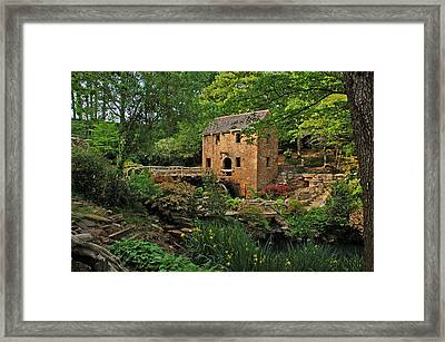 The Old Mill Framed Print by Ben Prepelka