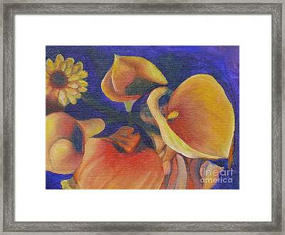 The Only One Framed Print by Terri Thompson