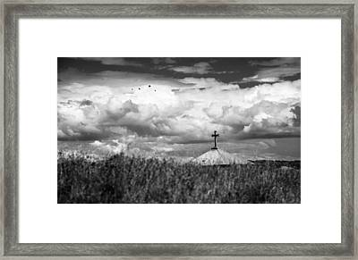 The Opening Framed Print by Catalin Tibuleac