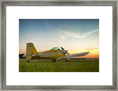 The Original Framed Print by Steven Richardson
