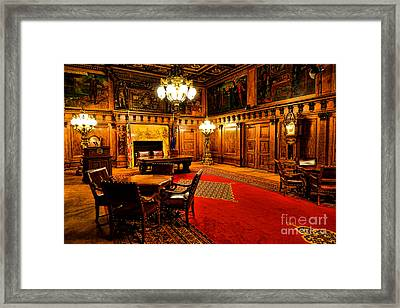 The Pennsylvania Governor Office Framed Print by Olivier Le Queinec
