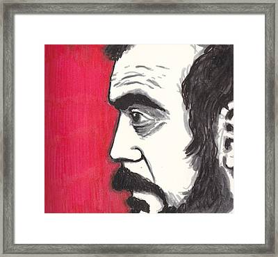 The Perfectionist Framed Print by Jim Valentine
