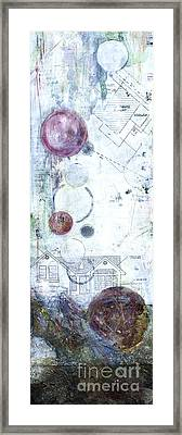 The Plans  Framed Print by Barb Pearson