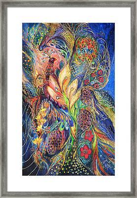 The Princess Lillie Framed Print by Elena Kotliarker
