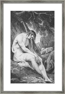 The Prodigal Son Framed Print by William Hopwood