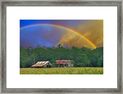 The Promise Framed Print by Jan Amiss Photography