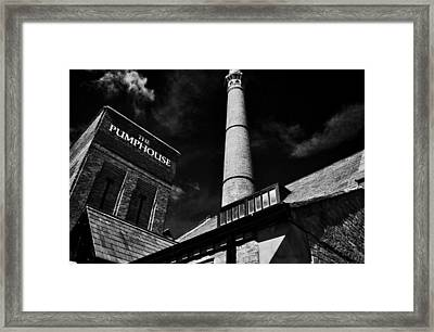 The Pumphouse - Liverpool Framed Print by Colin Perkins