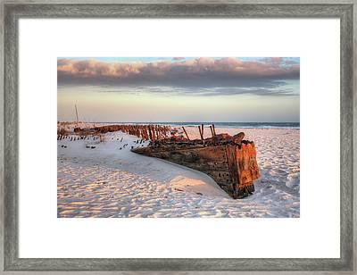 The Rachel Framed Print by JC Findley