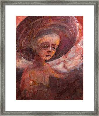 The Realization  Framed Print by Ethan Harris