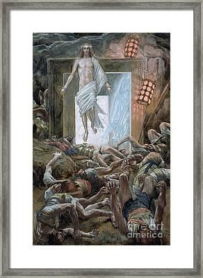 The Resurrection Framed Print by Tissot