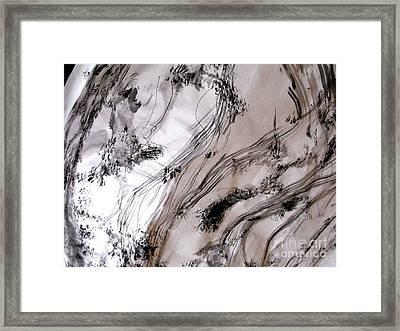 The Rhythm Of Spring 2 Framed Print by Nancy Kane Chapman