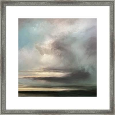 The Rift Framed Print by Lonnie Christopher