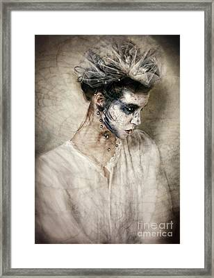 The Shade Of Havisham Framed Print by Spokenin RED