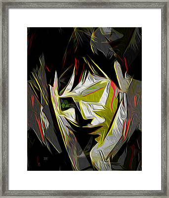 The Shift Framed Print by Fli Art