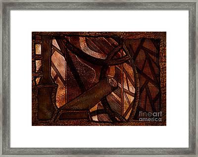 The Shine Framed Print by Jason Ince