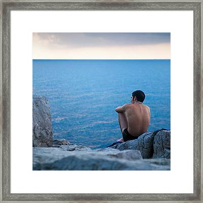 The Sicilian Framed Print by Neil Buchan-Grant