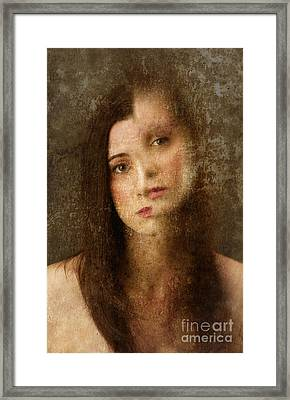 The Soul Framed Print by George Mattei