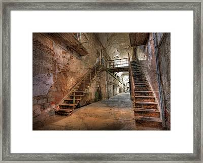 The Sound Of Silence Framed Print by Lori Deiter