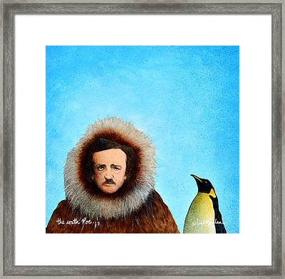 the South Poe... Framed Print by Will Bullas