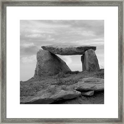 The Table - Ireland Framed Print by Mike McGlothlen