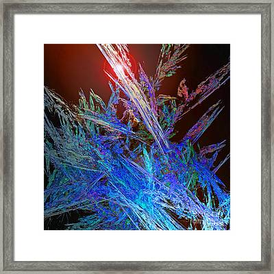 The Thaw Framed Print by Michael Durst