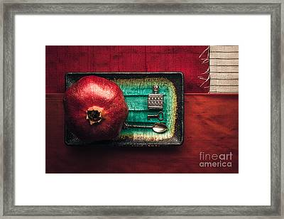 The Things We Leave Behind Framed Print by Ana V Ramirez