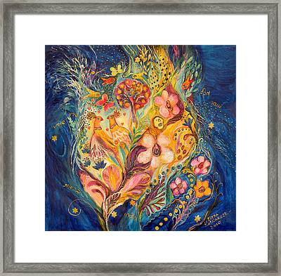 The Twilight Time Framed Print by Elena Kotliarker
