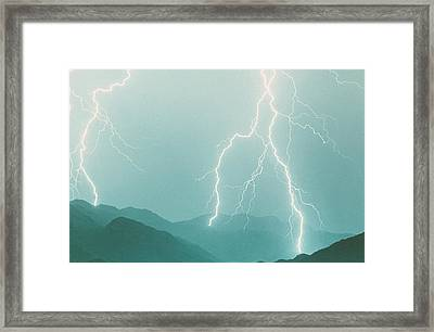 The Walk  Framed Print by James BO  Insogna