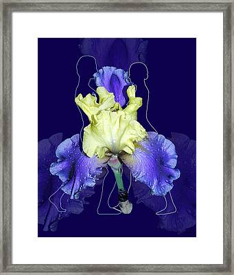 The Way We Were Framed Print by Torie Tiffany