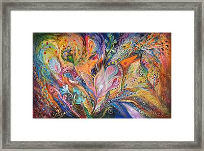 The Wild Iris Framed Print by Elena Kotliarker