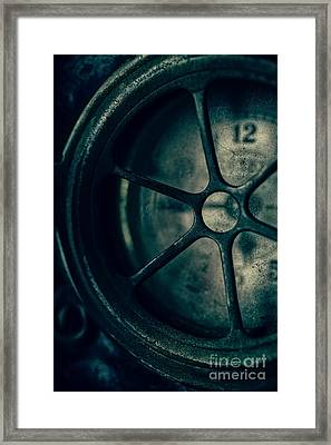 The Witching Hour Framed Print by Edward Fielding