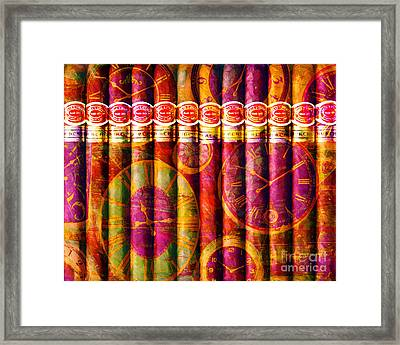 Theres Always Time For A Good Churchill 20150829 Framed Print by Wingsdomain Art and Photography