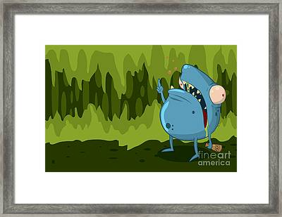 Thermin Framed Print by Kyle Harper