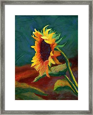 This Will Make Your Day Framed Print by Diana Tripp