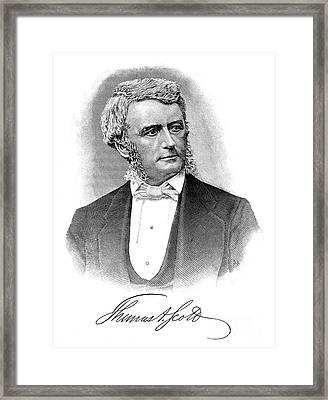 Thomas Scott (1823-1881) Framed Print by Granger