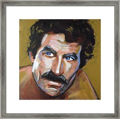 Thomas Sullivan Magnum Iv Framed Print by Buffalo Bonker