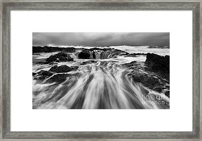 Thors Well Truly A Place Of Magic 6 Framed Print by Bob Christopher